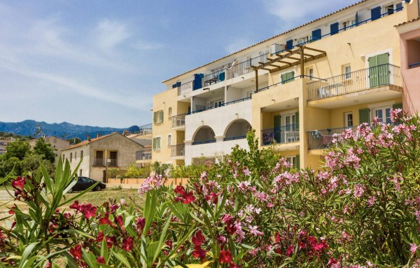 Location vacances Sari-Solenzara -  Appartement - 6 personnes - Congélateur - Photo N° 1