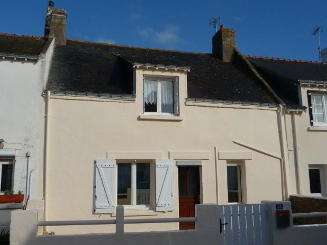 Agréable maison de village exposée sud/nord.