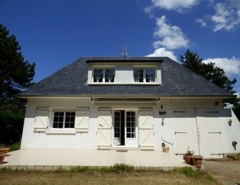 Location vacances Jullouville -  Maison - 8 personnes - Barbecue - Photo N° 1