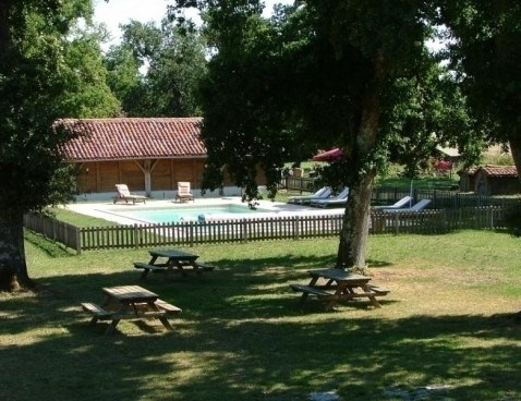 Location vacances Vert -  Maison - 4 personnes - Barbecue - Photo N° 1