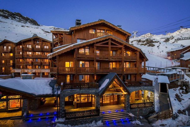 Chalet Altitude Val 2400 3