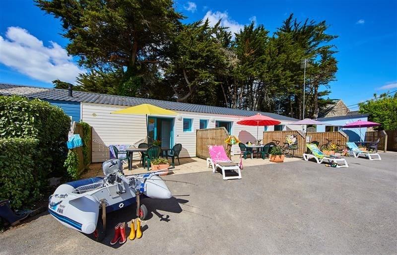Appartement n°30 T3 en rez-de-chaussée pour 2 à 4 personnes - A proximité du village de Cromenac'h à Ambon, en bord d...