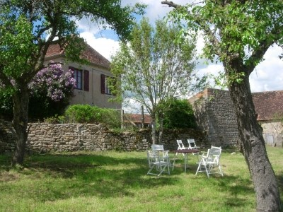 Holiday rentals Sigy-le-Châtel - Cottage - 6 persons - BBQ - Photo N° 1