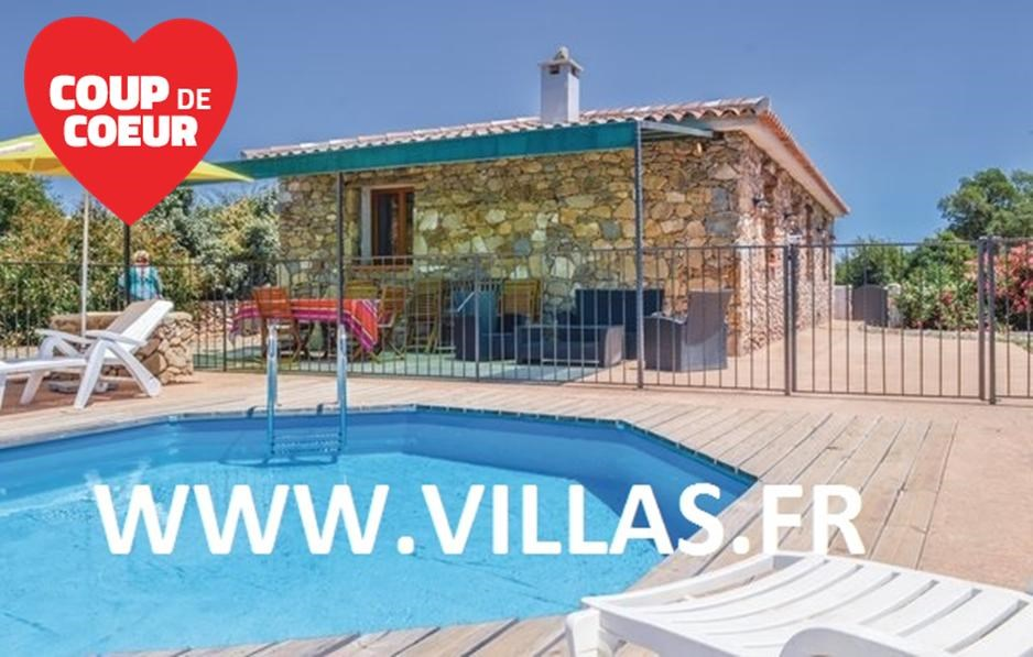 Holiday rentals Ventiseri - House - 8 persons - BBQ - Photo N° 1