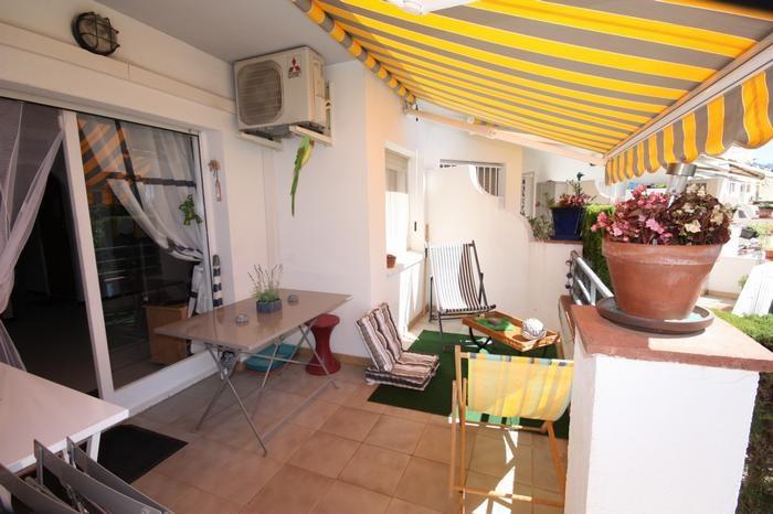 Location vacances Rosas -  Appartement - 5 personnes - Chaise longue - Photo N° 1