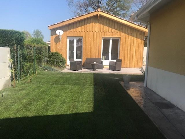 Location vacances Audenge -  Maison - 4 personnes - Salon de jardin - Photo N° 1
