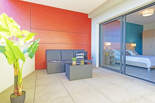 Location vacances Bormes-les-Mimosas -  Appartement - 5 personnes - Télévision - Photo N° 1