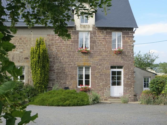 Holiday rentals Notre-Dame-de-Cenilly - House - 5 persons - BBQ - Photo N° 1