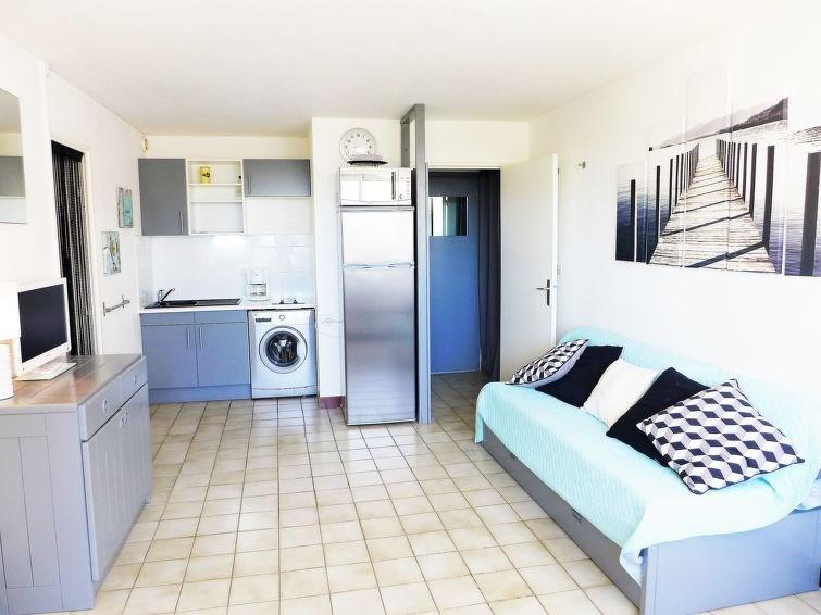 Appartement Les Balcons de la Méditerranée ★★, Narbonne-Plage.