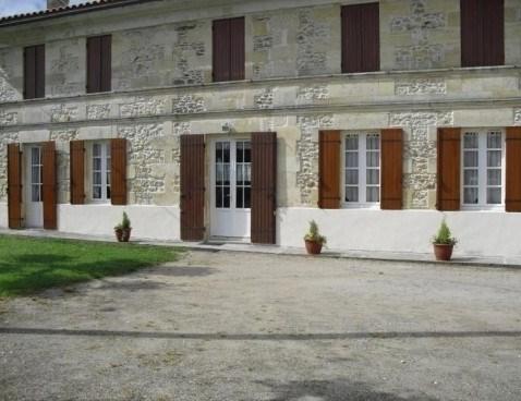 Location vacances Saint-Christoly-de-Blaye -  Maison - 4 personnes - Barbecue - Photo N° 1