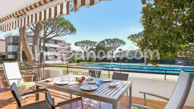 Location vacances Palafrugell -  Appartement - 5 personnes - Jardin - Photo N° 1