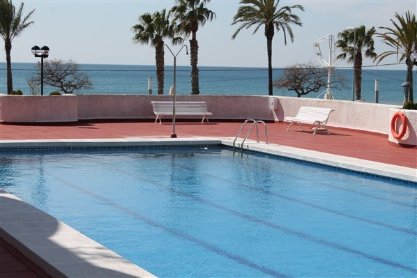 Location vacances Cambrils -  Appartement - 4 personnes - Table de ping-pong - Photo N° 1