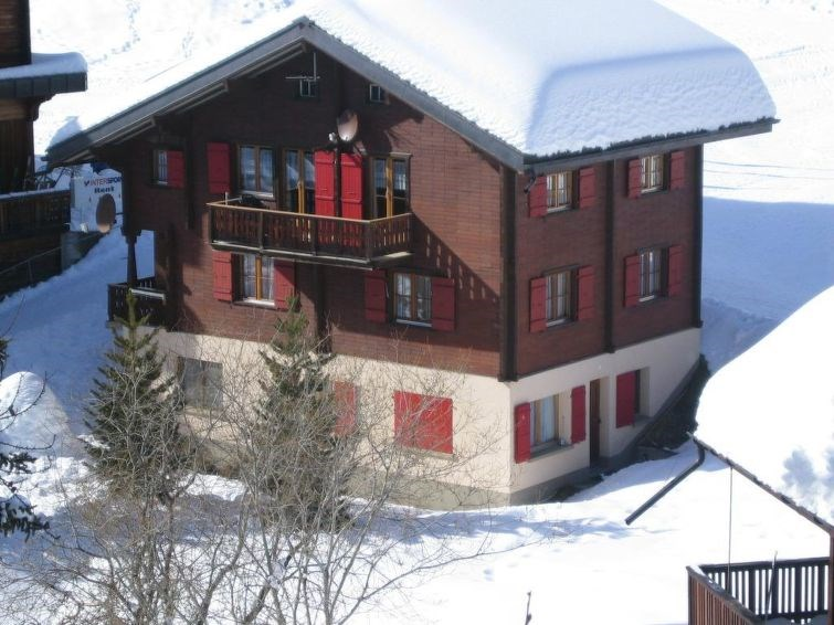 Location vacances Riederalp -  Appartement - 6 personnes -  - Photo N° 1