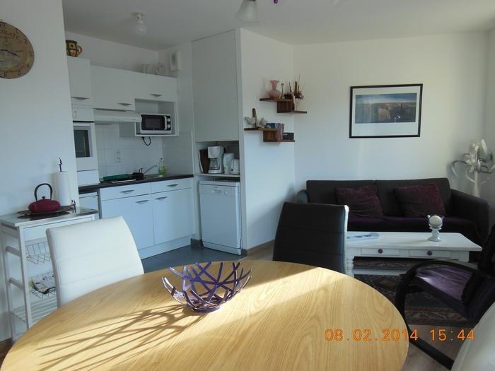 Appartement pour 2 pers. avec internet, Saint-Valery-sur-Somme