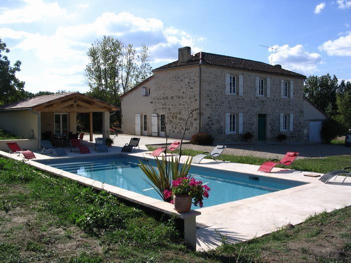 Location vacances Lannes -  Maison - 16 personnes - Barbecue - Photo N° 1