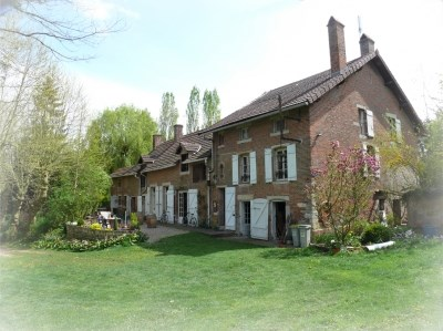 Holiday rentals Labergement-lès-Seurre - Cottage - 12 persons - BBQ - Photo N° 1