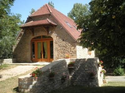 Gîte de caractère: 8p, entre Rocamadour et Padirac - Rignac