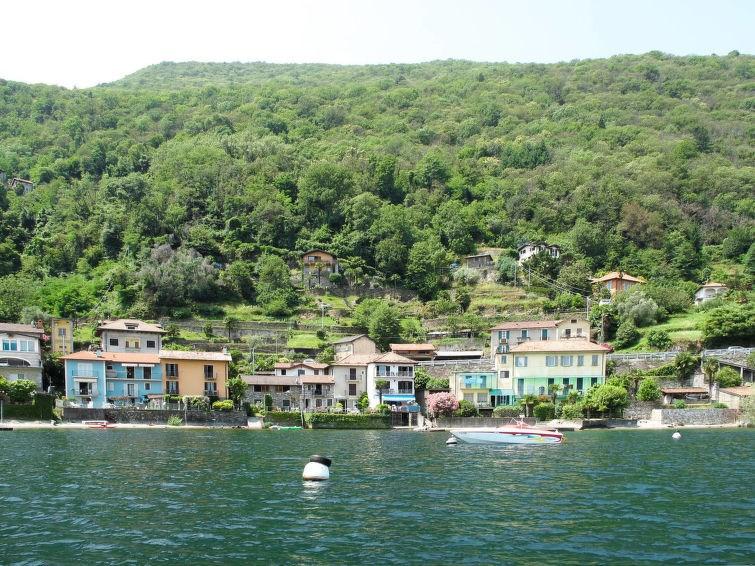 Appartement pour 4 à Cannobio
