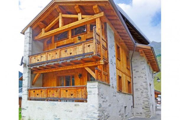 Location vacances Champagny-en-Vanoise -  Maison - 22 personnes - Télévision - Photo N° 1