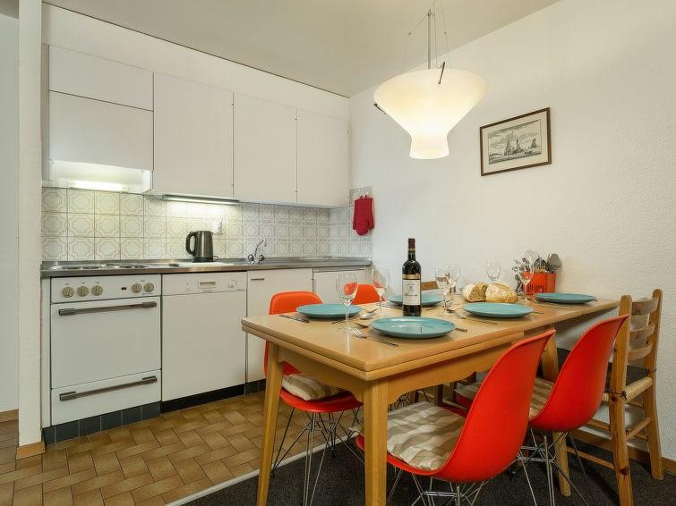Appartement pour 2 personnes à La Tzoumaz