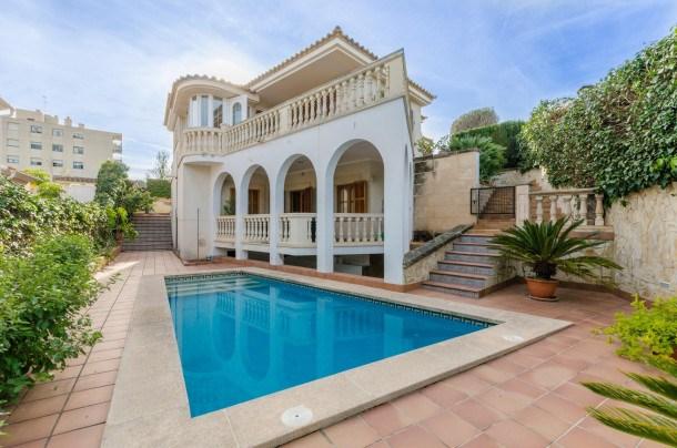 Location vacances Palma -  Maison - 5 personnes - Jardin - Photo N° 1