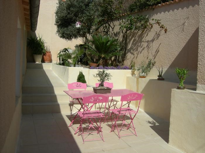 Holiday rentals Sète - House - 4 persons - Garden - Photo N° 1