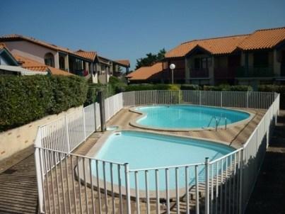 Location vacances Capbreton -  Appartement - 5 personnes - Lave-linge - Photo N° 1