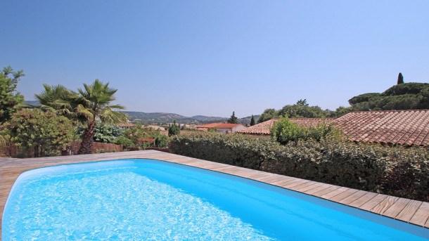 Villa 9 personnes - Piscine privée - Climatisation - WiFi - Proche centre et plage - Sainte-Maxime