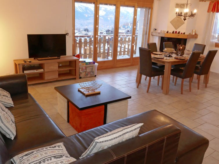 Location vacances Nendaz -  Appartement - 6 personnes -  - Photo N° 1