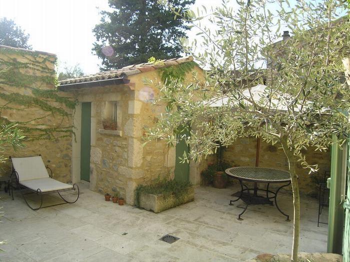 Ferienwohnungen Vallon-Pont-d'Arc - Haus - 6 Personen - Liegestuhl - Foto Nr. 1