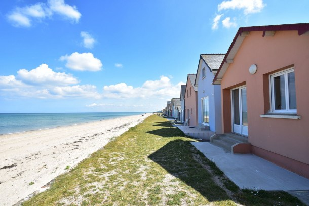 Beach House Pieds dans l eau 4 pers