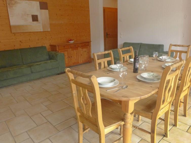 Location vacances Val-d'Illiez -  Appartement - 4 personnes -  - Photo N° 1