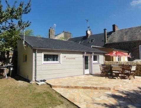 Location vacances Granville -  Maison - 2 personnes - Barbecue - Photo N° 1