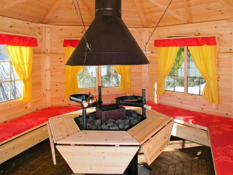 Maison pour 4 à Tuusniemi
