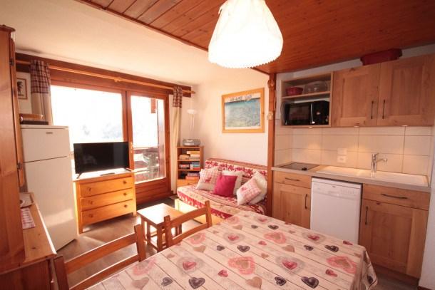 Location vacances Hauteluce -  Appartement - 5 personnes - Télévision - Photo N° 1