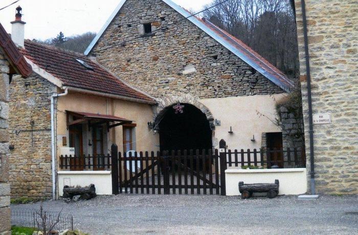 pour 6 pers. avec parking privé, La Roche-Vanneau