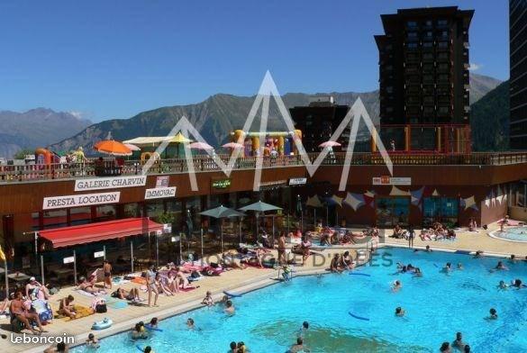 Location vacances Villarembert -  Appartement - 5 personnes - Jeux d'extérieurs - Photo N° 1