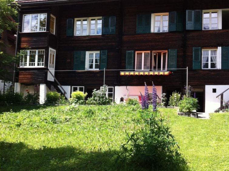 Appartement pour 4 à Mürren-Gimmelwald
