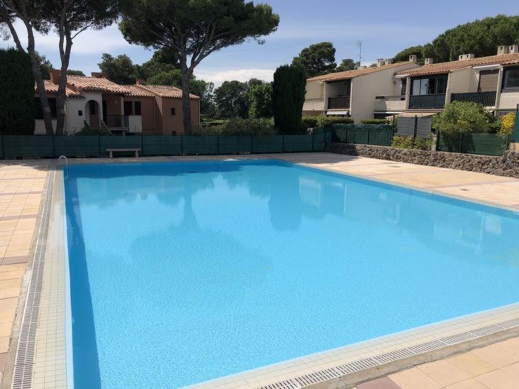 Location vacances Agde -  Appartement - 4 personnes - Jardin - Photo N° 1