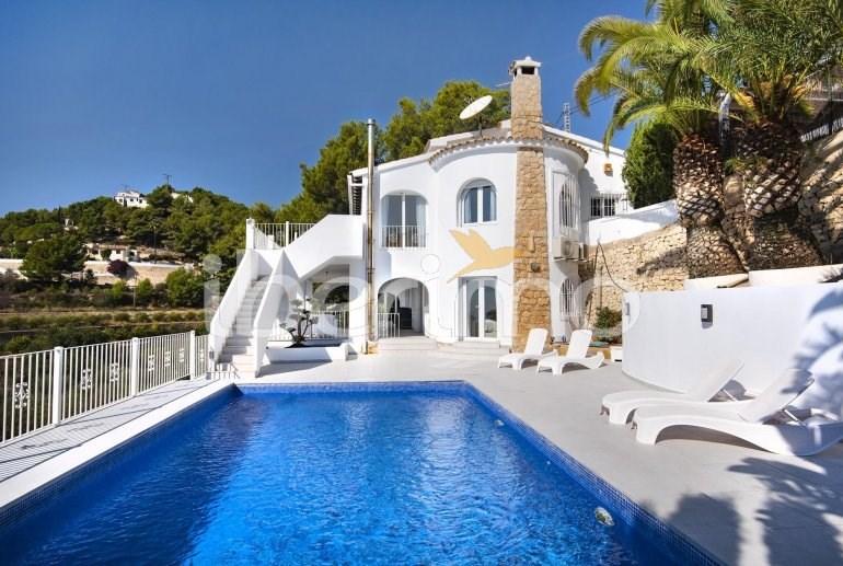 Villa avec piscine à Moraira pour 6 personnes - 3 chambres
