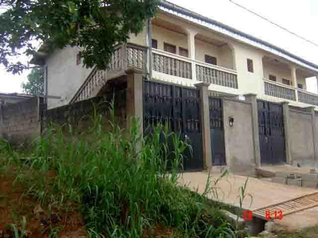 Holiday rentals Yaoundé V - Apartment - 5 persons - Garden - Photo N° 1