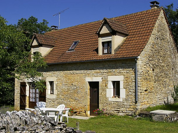 Location vacances Salviac -  Maison - 7 personnes - Barbecue - Photo N° 1