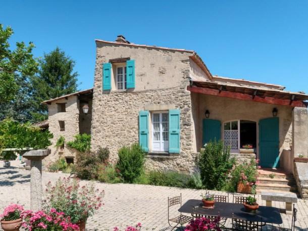 Location vacances Forcalquier -  Maison - 4 personnes - Barbecue - Photo N° 1