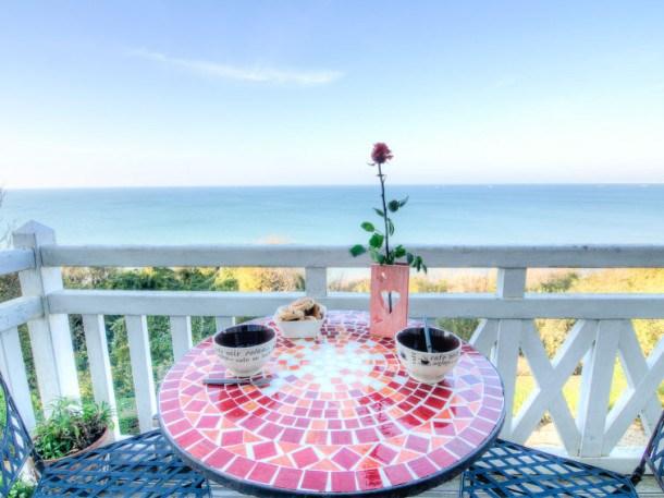 Location vacances Benerville-sur-mer -  Appartement - 4 personnes - Télévision - Photo N° 1