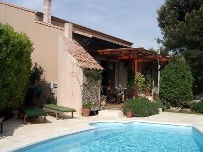 Villa haut de gamme avec beaucoup de charme 9 couchages. 5 pièces , 2 salles de bain