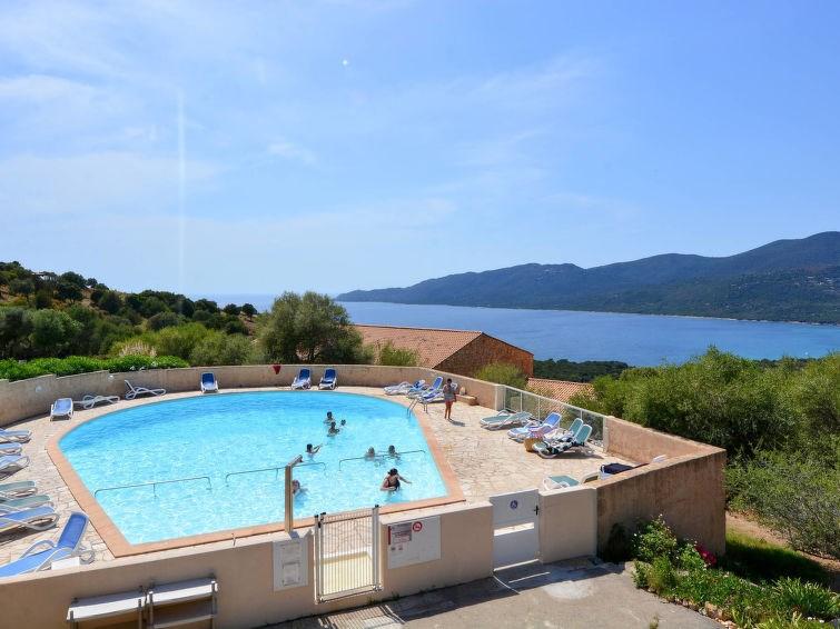 Appartement pour 2 personnes à Serra-di-Ferro