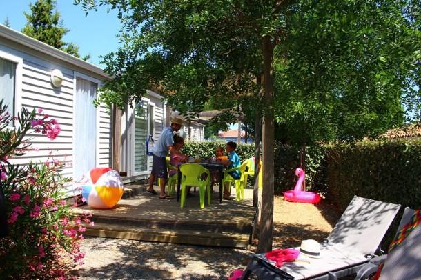 Location vacances Sérignan -  Maison - 6 personnes - Barbecue - Photo N° 1