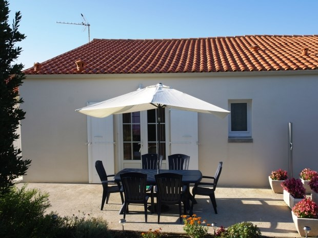 Location vacances Angliers -  Gite - 6 personnes - Barbecue - Photo N° 1
