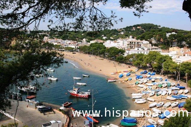 Location appartement de vacances à llafranch proche plage  mdyo