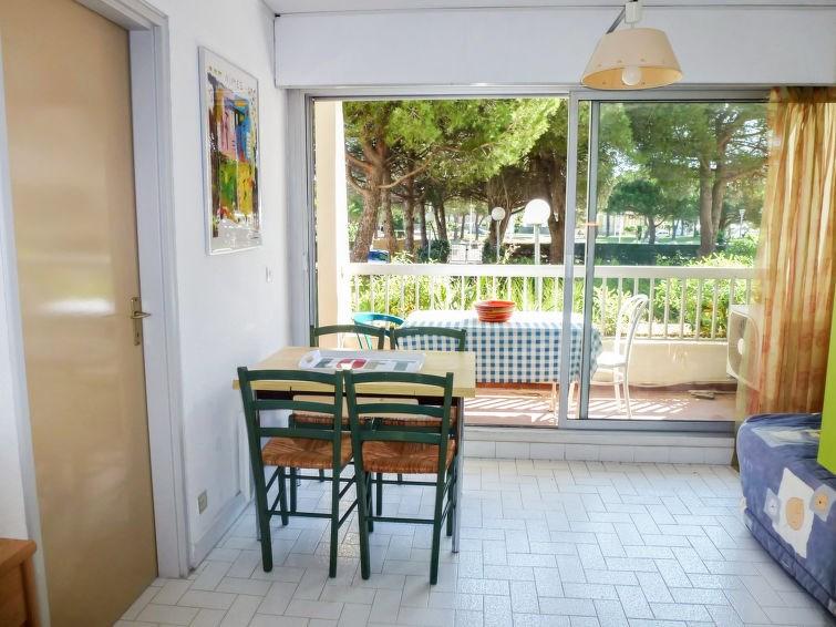 Appartement pour 4 à Port Camargue